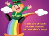 St. Patrick's Day Greeting Card 05