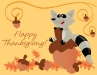 Thanksgiving Day Greeting Card 05